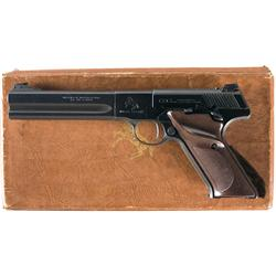 Colt Woodsman Second Series Semi-Automatic Target Pistol with Factory Box