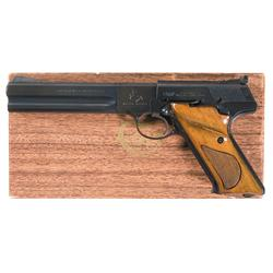 Colt Woodsman Third Series Match Target Pistol with Box