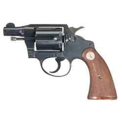 Excellent Pre-War Colt Detective Special Double Action Revolver