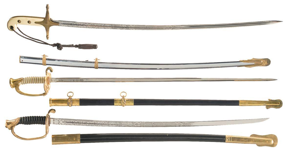 American Ceremonial US Marine Sword