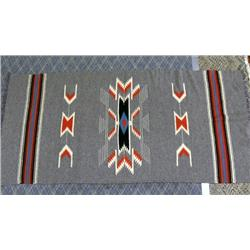 Vintage Chimayo Rug