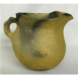 Taos Micaceous Clay Pitcher