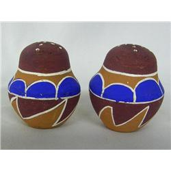 Tesuque Jemez Salt & Pepper Shakers