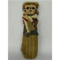 Peruvian Cloth Doll