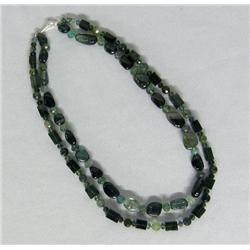 2 Strand Gemstone Necklace