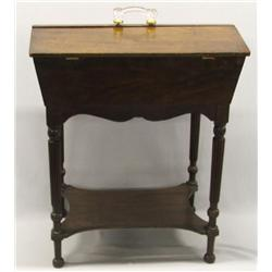 Antique Cowan Sewing Table