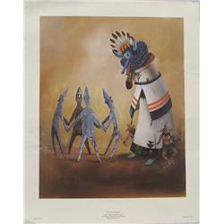 1974 Limited Edition Print by R. Yellowhair