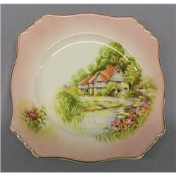 Antique Royal Winton Plate Grimwades