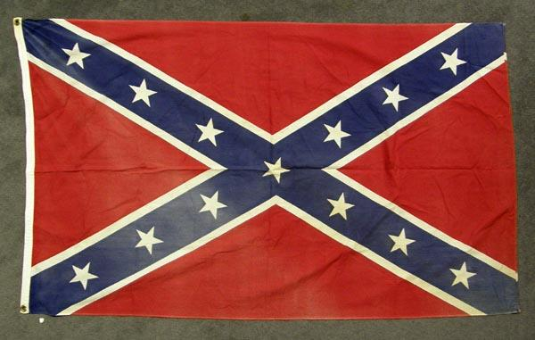 1920s confederate flag from sherrit flag co
