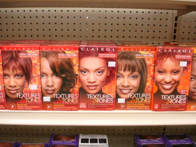 Clairol Textures And Tones Hair Color Assorted Colors