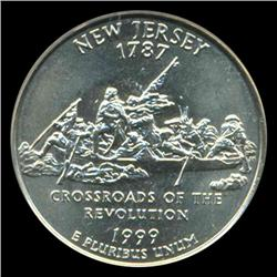 1999D NJ Quarter ICG MS67 (COI-5411)