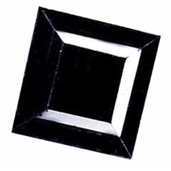 1.1ct 5 Natural Black Sapphire Madagascar Gem (GEM-19991D)
