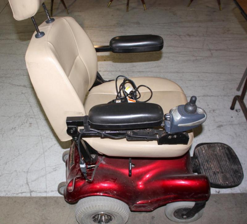 Golden Alante Electric Wheelchair Its Fast