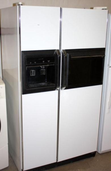Kenmore 24 Side By Side Refrigerator
