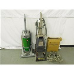 Vacuum Cleaner and Carpet Shampooer