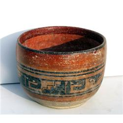 Pre-Columbian Artifact, Bowl, Ceramic