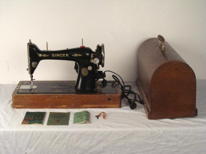 Singer Vintage German Sewing Machine Case 40 Best Value Of Singer Sewing Machines