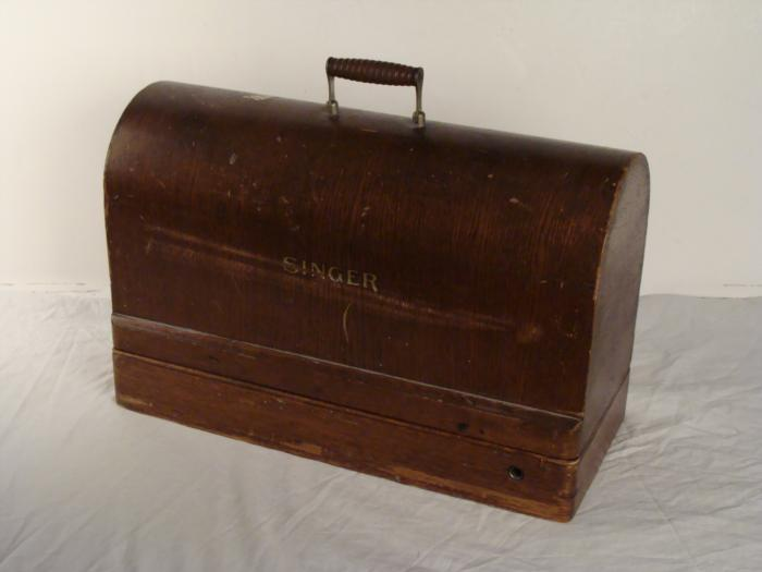 Singer Vintage German Sewing Machine Case 40 Delectable Case For Sewing Machine