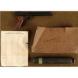Crosman Model 112 BB Pellet Gun Airgun CO2 Cylinder
