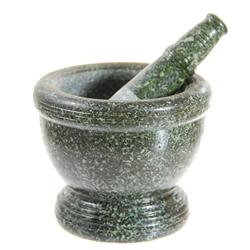 Granite Mortar & Pestle (DEC-066)