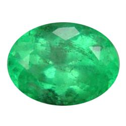 5Mm Dazzling Top Green Columbian Emerald (GMR-0511)