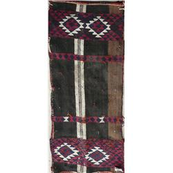 Bedouin Saddle Rug