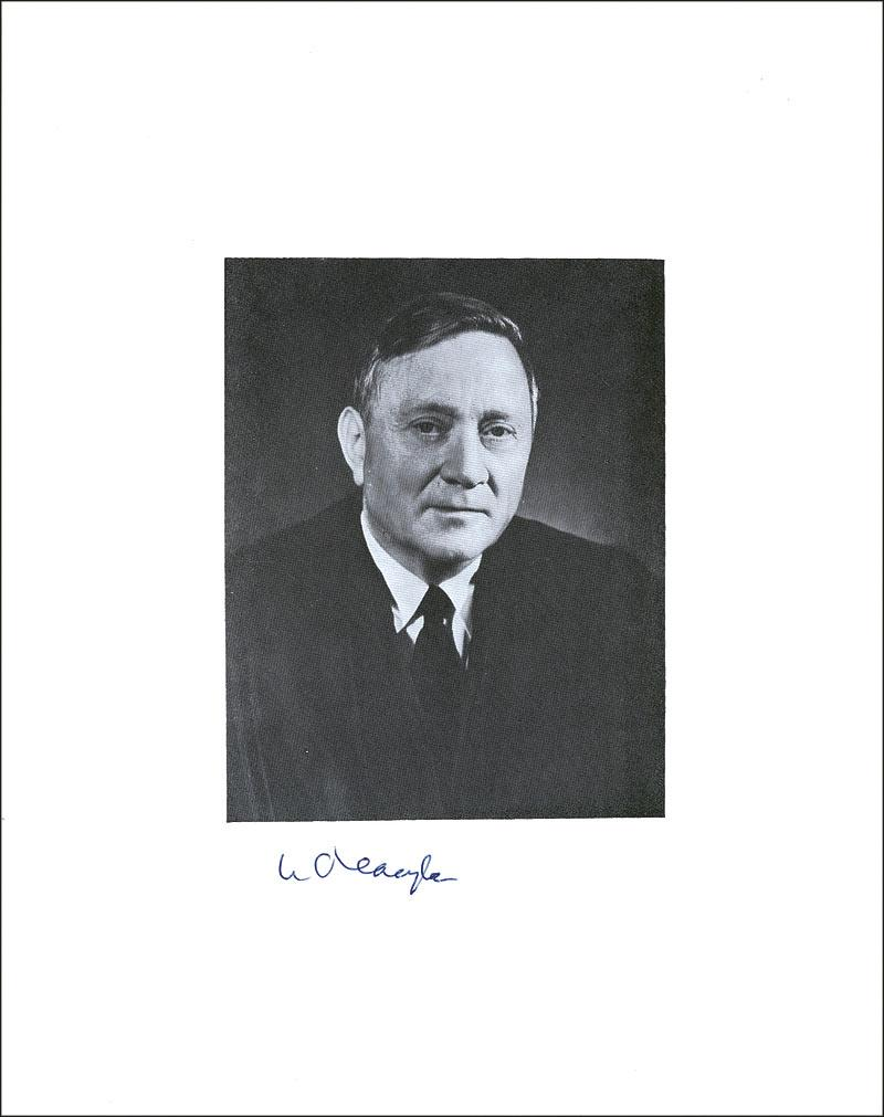 biographical account of justice william o douglas North carolina state university, university archives reference collection, biographical files 1889-2018.