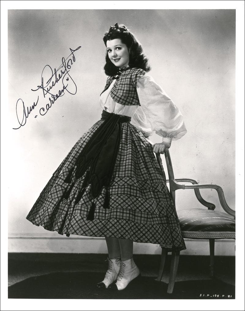 ann rutherford actress gone with the wind
