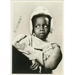 "Our Gang: William ""Buckwheat"" Thomas"