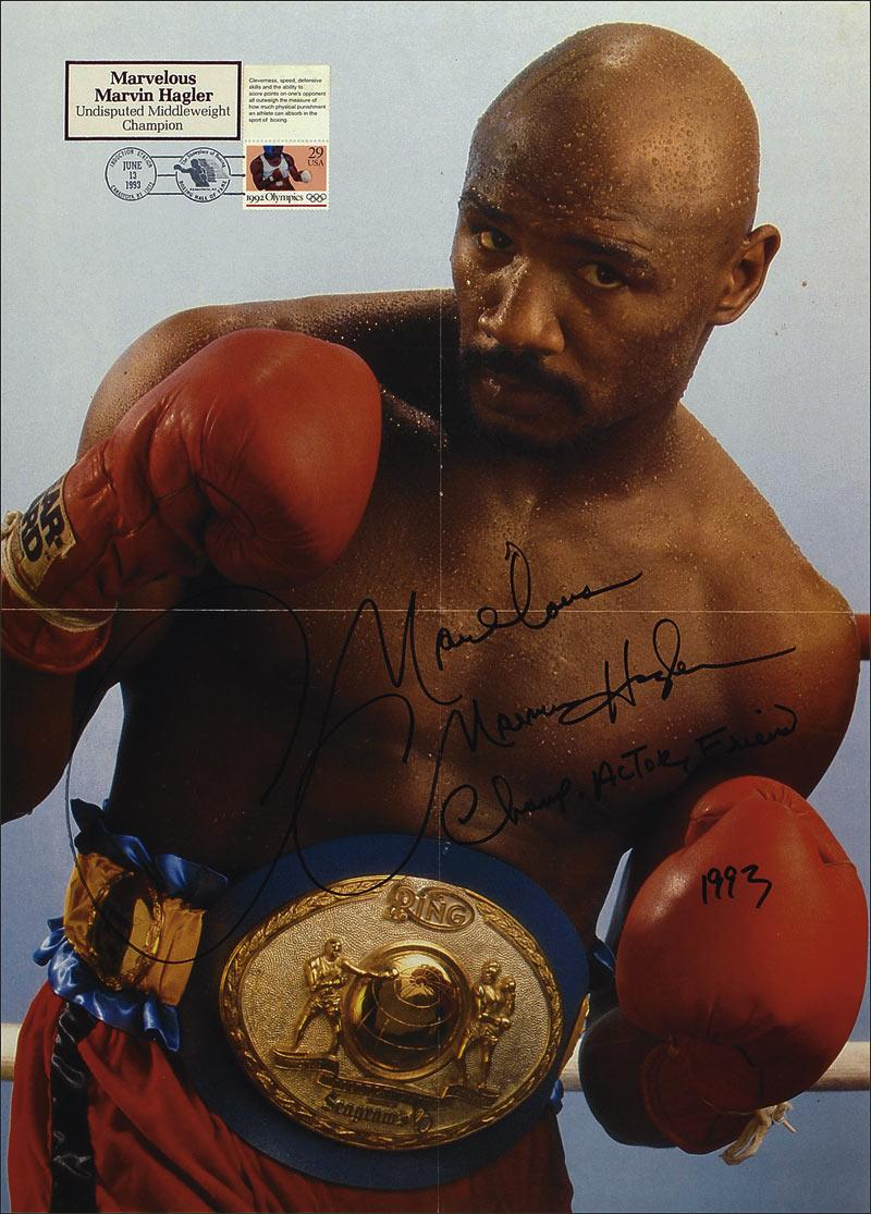marvelous marvin hagler loading zoom