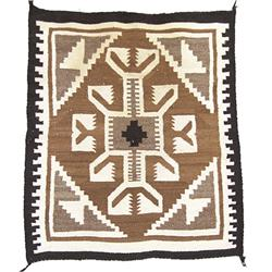 Navajo Two Gray Hills Rug