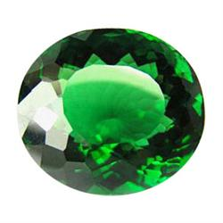 37.50ct Beautiful Oval Shape Green AAA Amethyst (GEM-22963)