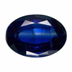 2.8ct Natural Cornflower Blue Kyanite Gem (GEM-19497)