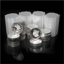 Lot of 20 Morgan Design Silver Rounds 1 oz.