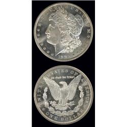 1883 Carson City Morgan Silver Dollar -MINT STATE