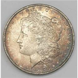 1885 AU- UNC Morgan Silver Dollar