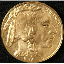Random Date 24k Gold Buffalo Bullion- US