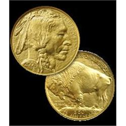2009 or 10 American Gold Buffalo G$50 .9999 24k