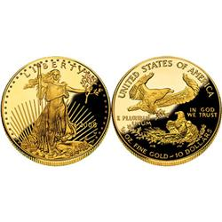 Random American Gold Eagle  (1 oz)