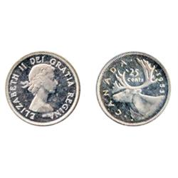 1953. SF. Small date.  ICCS Proof-Like-65.  Heavy Cameo.