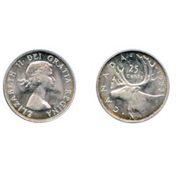 1953. NSF.  PCGS graded Mint State-65.  Fully brilliant.  Fully lustrous.