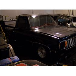 1977 CHEVY PICKUP