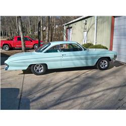 1961 OLDSMOBILE BUBBLE TOP