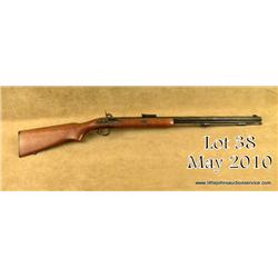 CVA Sharpshooter Model percussion half stocked  plains type rifle, black powder only, .50 cal.,  26""