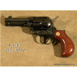 "Uberti-made for Beretta Stampede Deluxe Model SAA  revolver, .357 Magnum cal., 3-1/2"" barrel, blue"