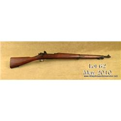SPRINGFIELD 03-A3, # 3887259, .30/06, parkerized  finish, sanded and refinished stock.  Rifle is in
