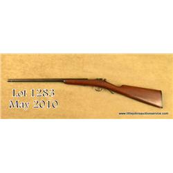 Winchester model 36 9mm rimfire shotgun in very  good original condition showing approx. 75-85%  ori