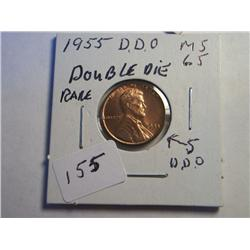 1955 LINCOLN CENT