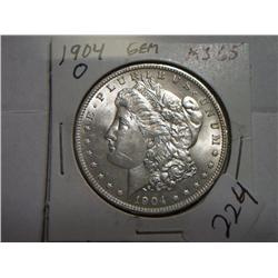 "1904-O ""MORGAN DOLLAR"