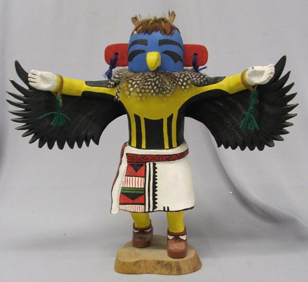 recipe: hopi eagle dancer kachina [13]